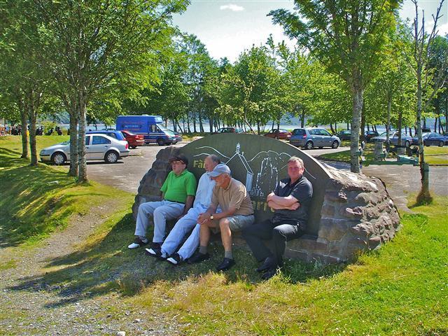 4 old men